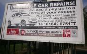 Insurance Car Repairs